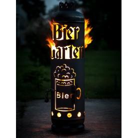 Feuerstelle Biergarten