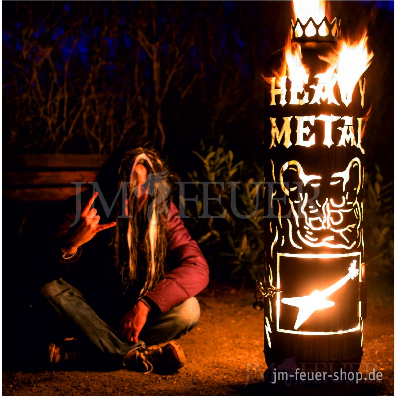 Jm Feuer Shop feuerstelle heavy metal feuerstellen