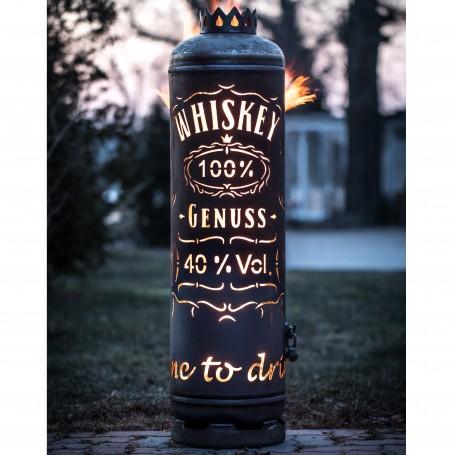 Feuerstelle Whiskey