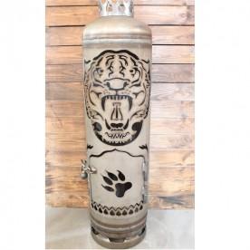 Feuerstelle Tiger