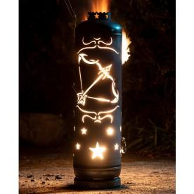 Feuerstelle Sternzeichen Schütze