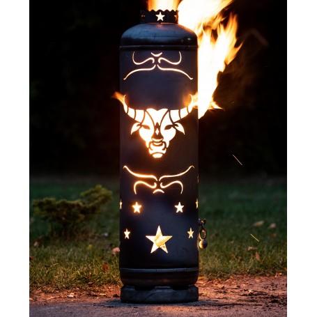 Feuerstelle Sternzeichen Stier