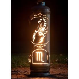 Feuerstelle Sternzeichen Skorpion