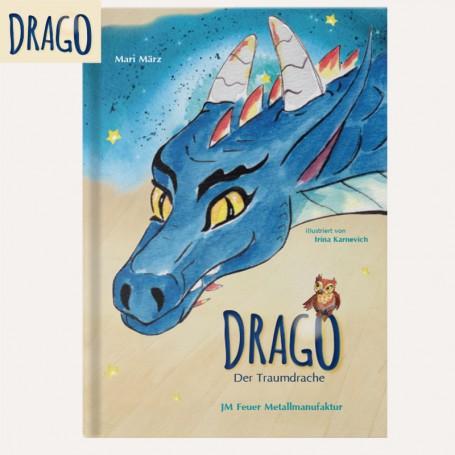 Drago - Der Traumdrache Buch (gebundene Ausgabe)