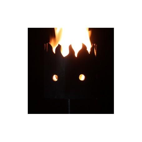 Gartenfackel Zeitlos Flammen 2 (ohne Stiel)