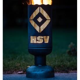 Feuerkorb HSV