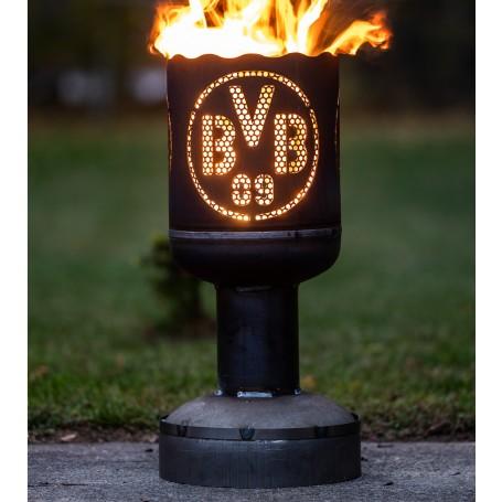 Feuerkorb BVB Borussia Dortmund klein
