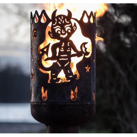 "Gartenofen ""Teufel"" (*)"