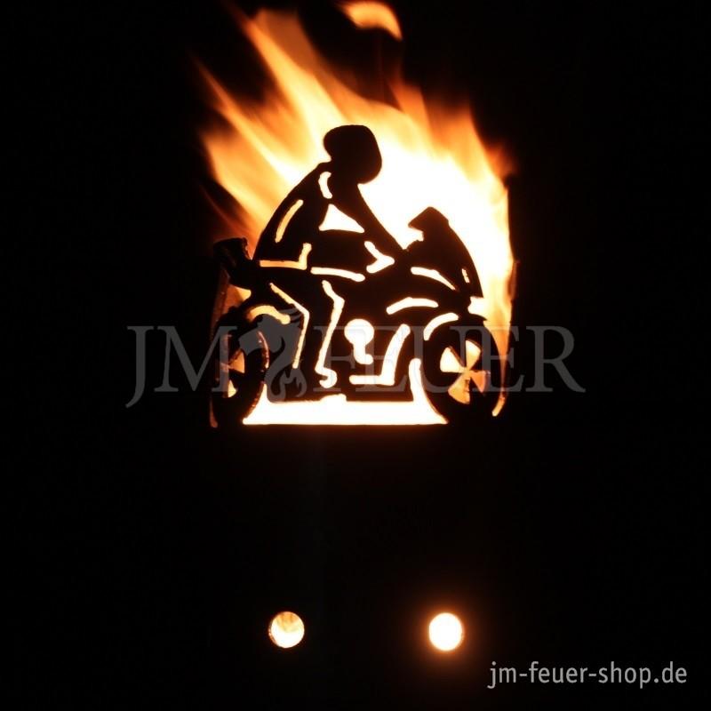 Jm Feuer Shop gartenfackel motorrad ohne stiel fackeln