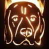 Gartenfackel Beagle (ohne Stiel)