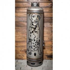 Feuerstelle Dalmatiner